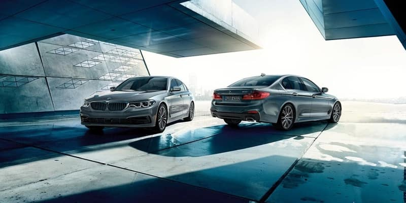 2019 BMW 5 Series Models