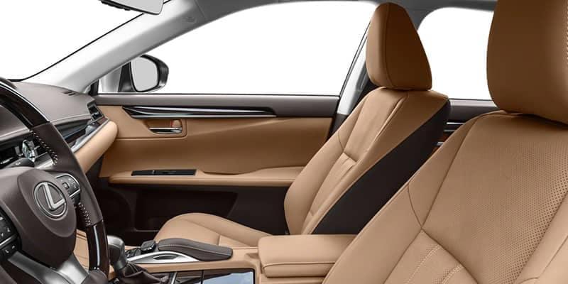 Lexus ES 350 Leather Front Seats