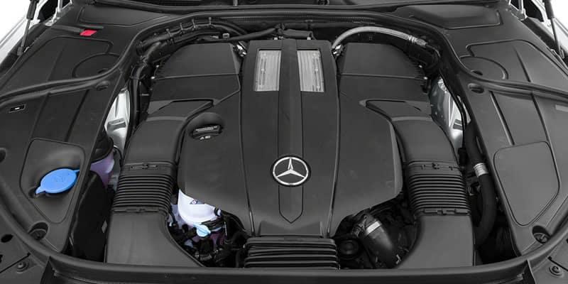 Mercedes-Benz S-Class Engine