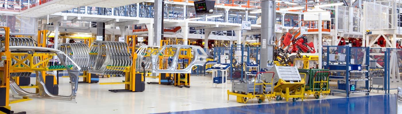 car factory interior