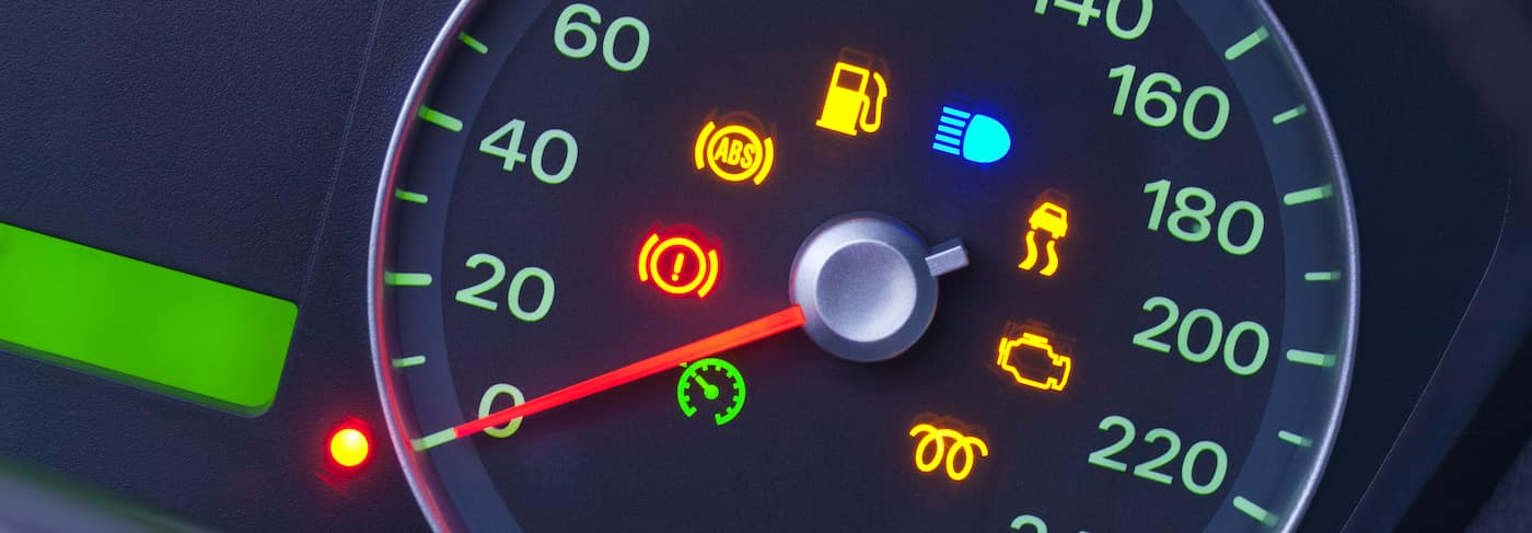 vehicle indicator lights