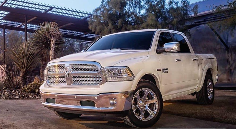 2018 Ram Trucks 1500