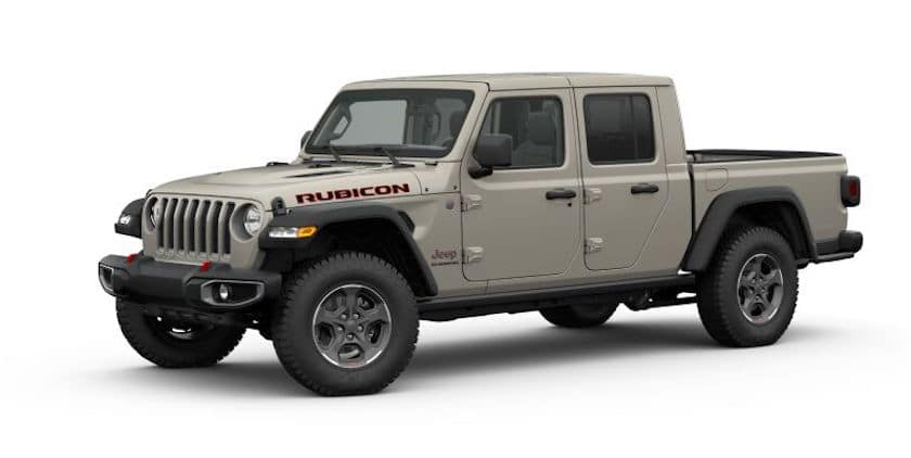 2020 Jeep Gladiator Edmunds - Used Car Reviews Cars Review ...