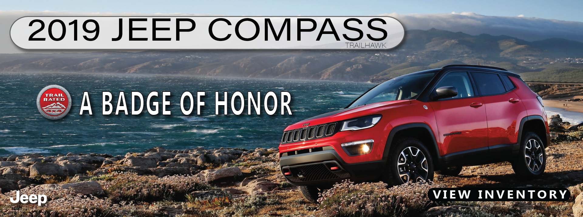 2019 Jeep Compass Badge of Honor Special in Ennis at Frank Kent CDJR