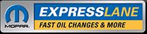 Mopar Express Lane Logo