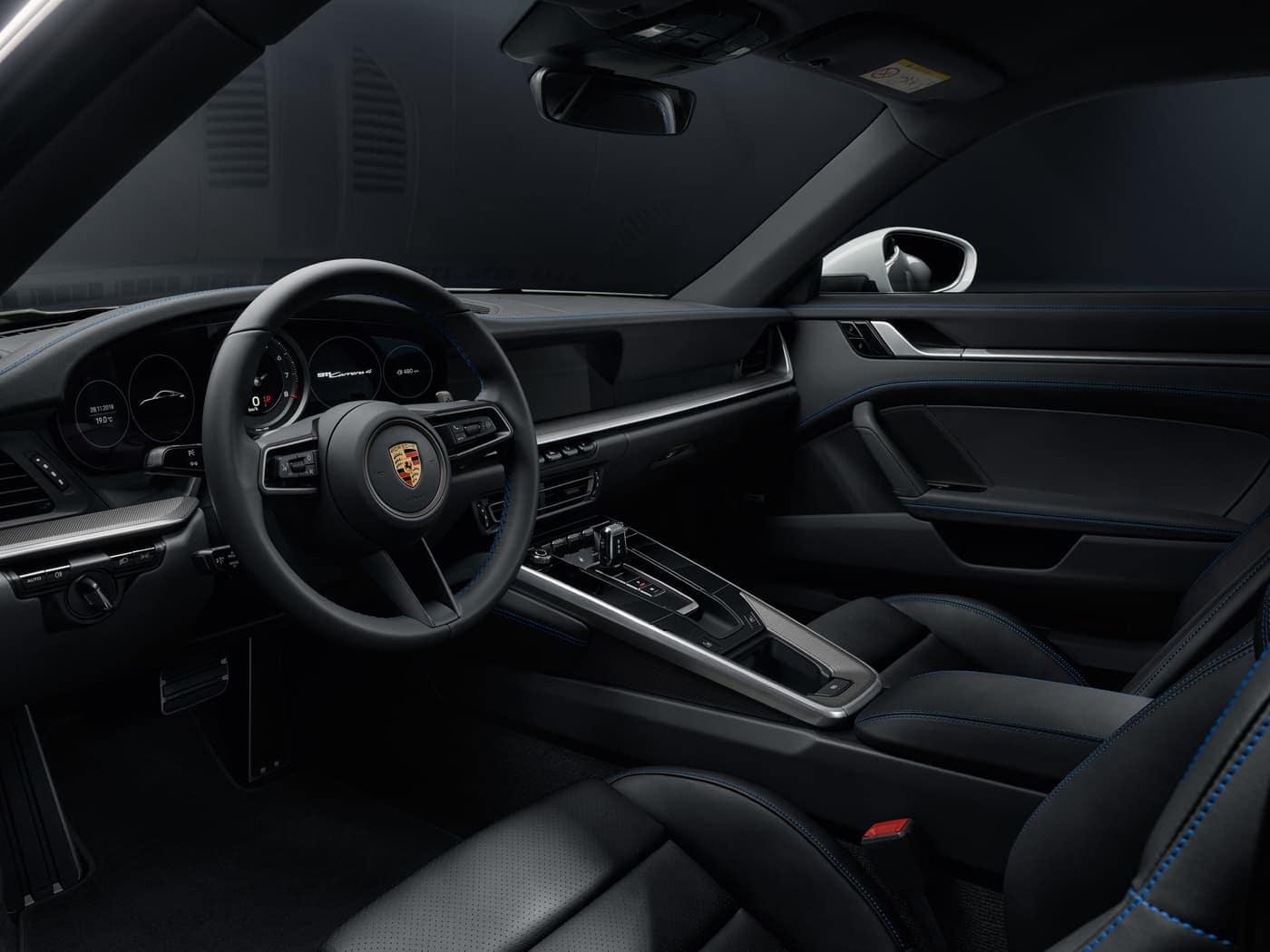 2020 Porsche 911 Interior Farmington Hills Fred Lavery Porsche Company
