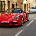 Porsche Tuscany