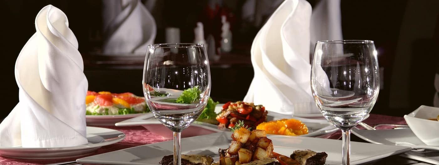 upscale dining restaurant