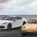 Porsche: Then and Now