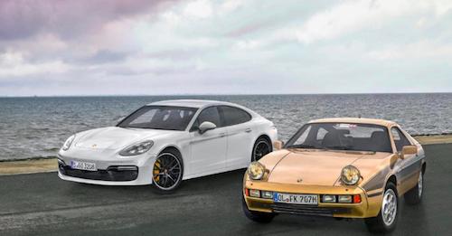 Porsche: Then and Now