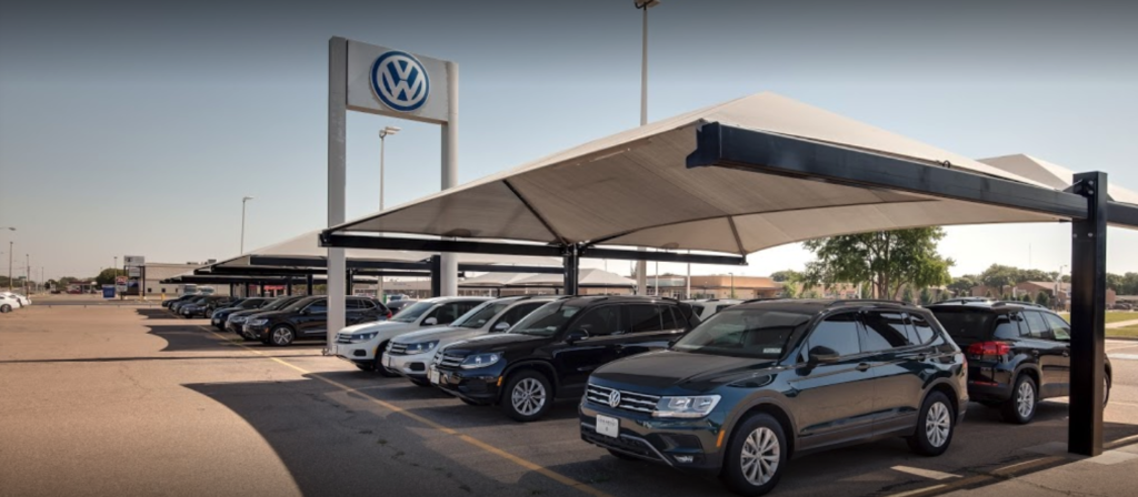 find the volkswagen dealership near me in lubbock tx