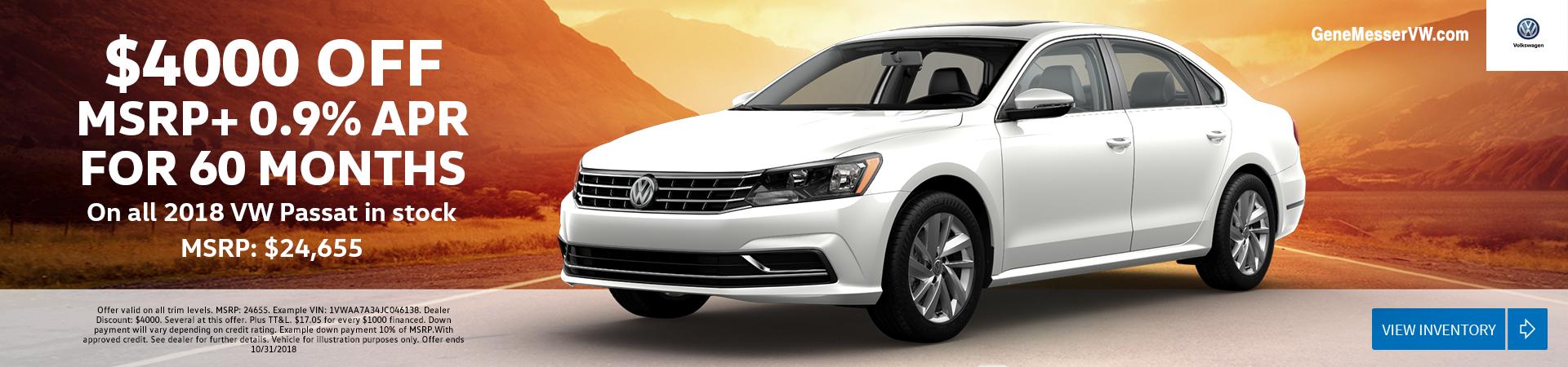 Gene Messer Volkswagen | Lubbock VW Dealership Near Me