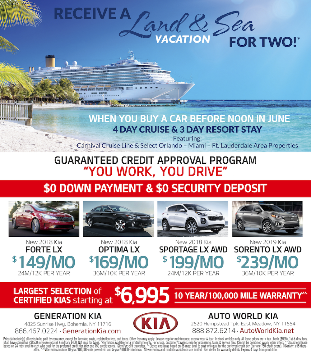 Generation Kia Special Lease Offers Page