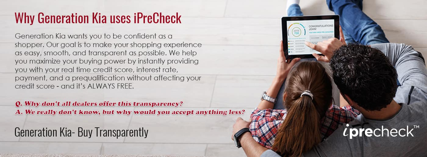 Why iPreCheck