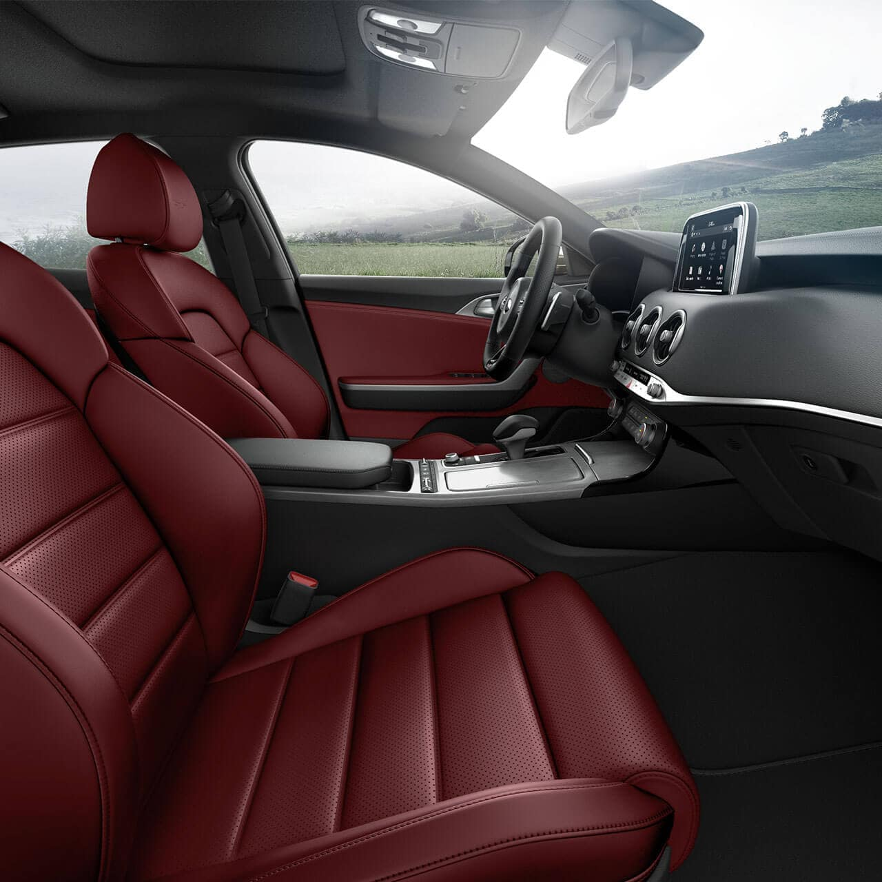 2018 Kia Stinger Interior 1