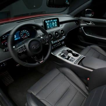 2018 Kia Stinger Interior 2