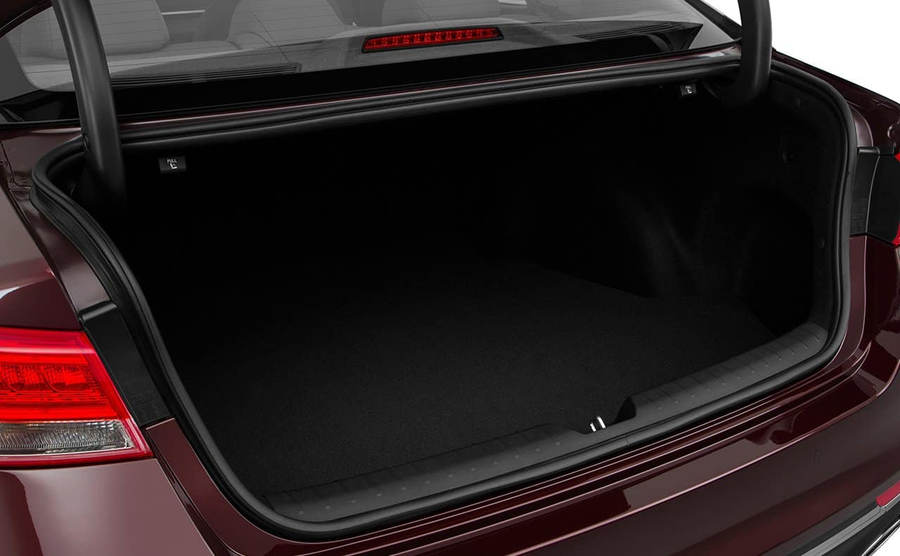 2018 kia optima trunk