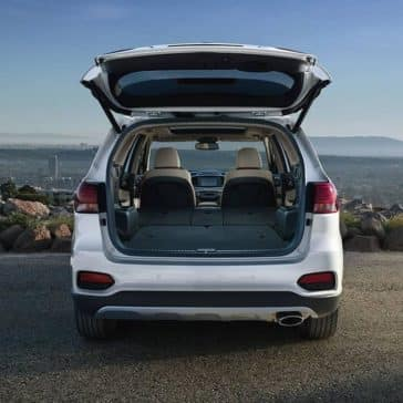 2019 Kia Sorento smart power liftgate