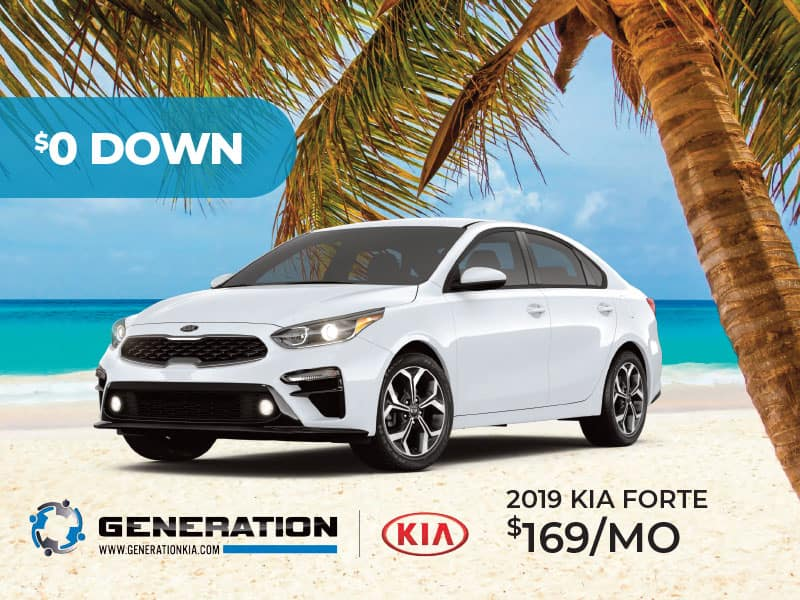 Generation Kia Auto Dealer And Service Center In Bohemia Ny