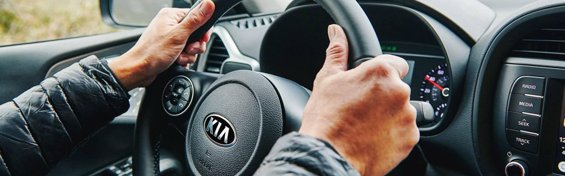 Hands on 2020 Kia Soul Steering Wheel