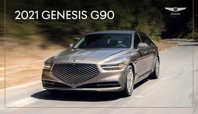 2021 Genesis G90 | Harlingen, TX