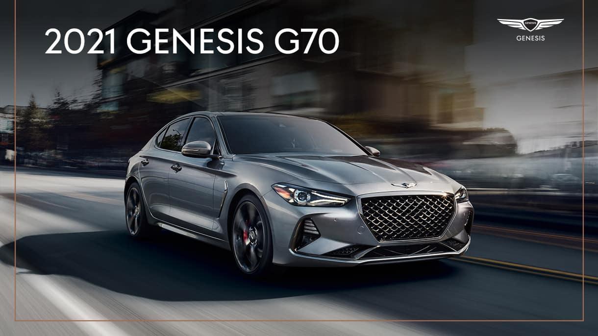 2021 Genesis G70 | Harlingen, TX