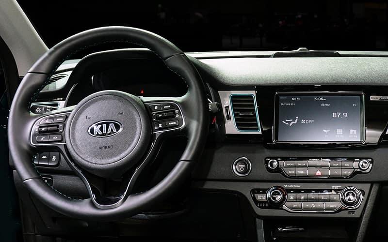Kia Sorento For Sale >> Interior 2019 Kia Niro EV near Detroit MI