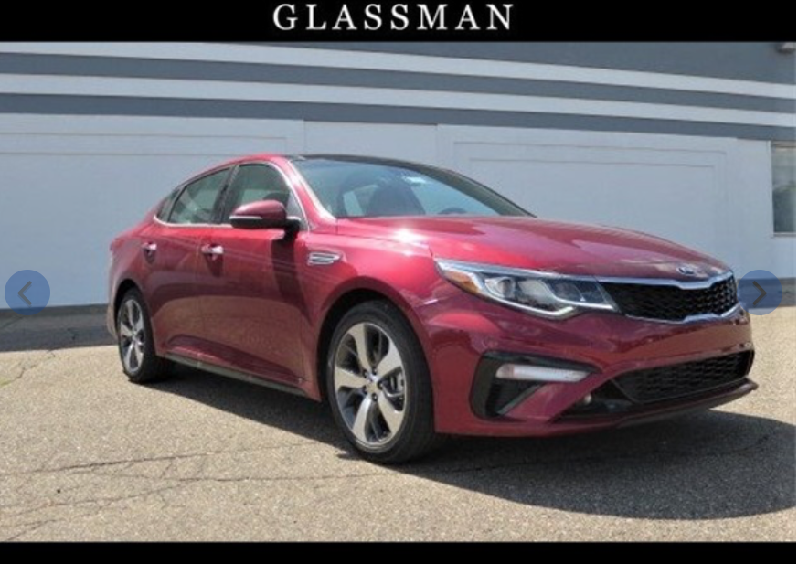 Request a 2019 Kia Optima quote near Auburn Hills MI