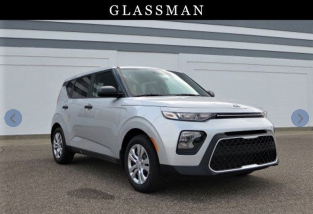 Kia Soul Near Me >> 2020 Kia Soul For Sale Near Me Southfield Mi Glassman Kia