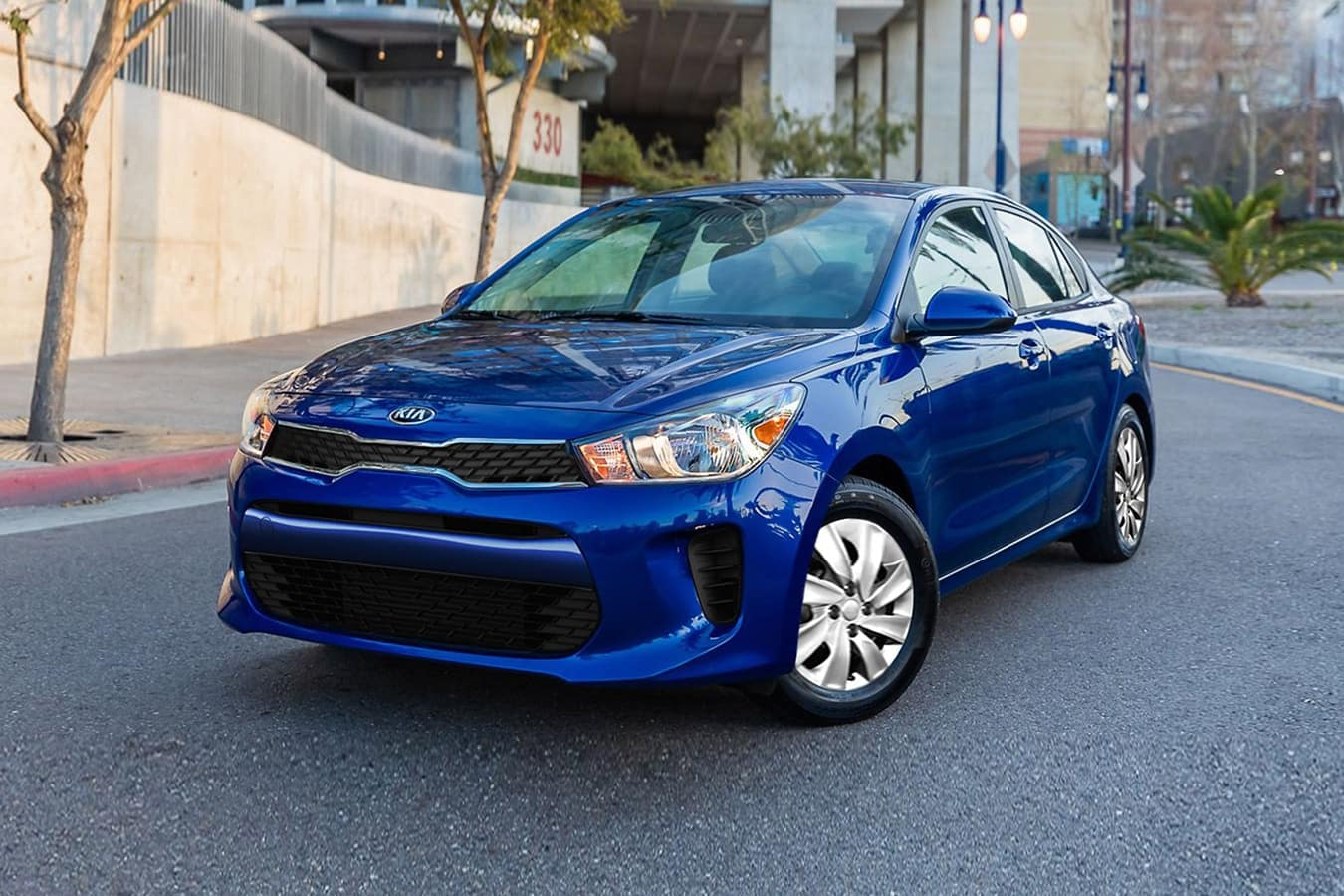 Buy, Lease, or Finance the 2020 Kia Rio near Auburn Hills MI