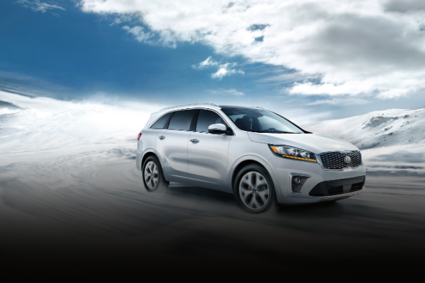 Buy, Lease, or Finance the 2020 Kia Sorento near Auburn Hills MI