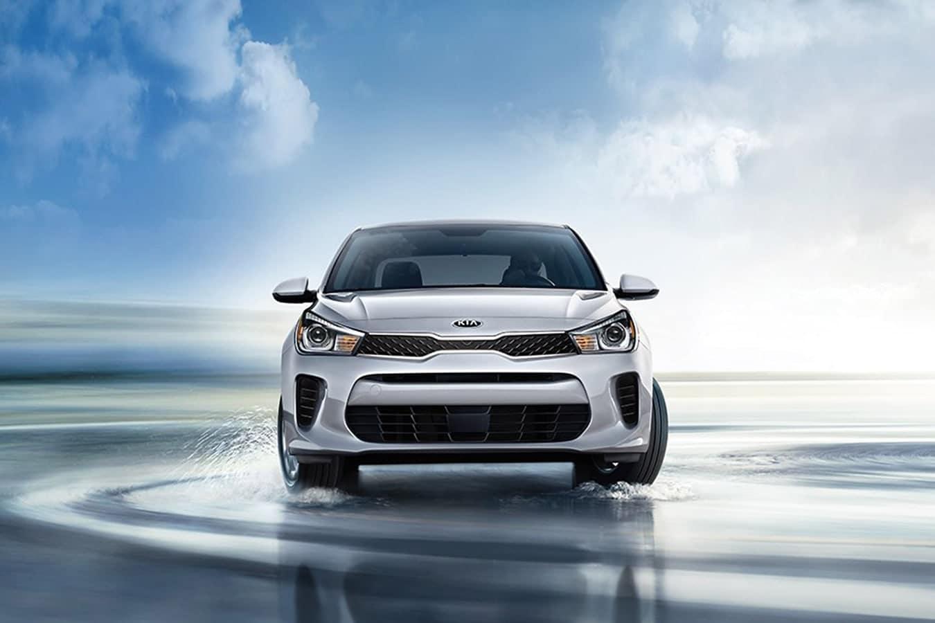 Test drive the 2020 Kia Rio near Auburn Hills MI