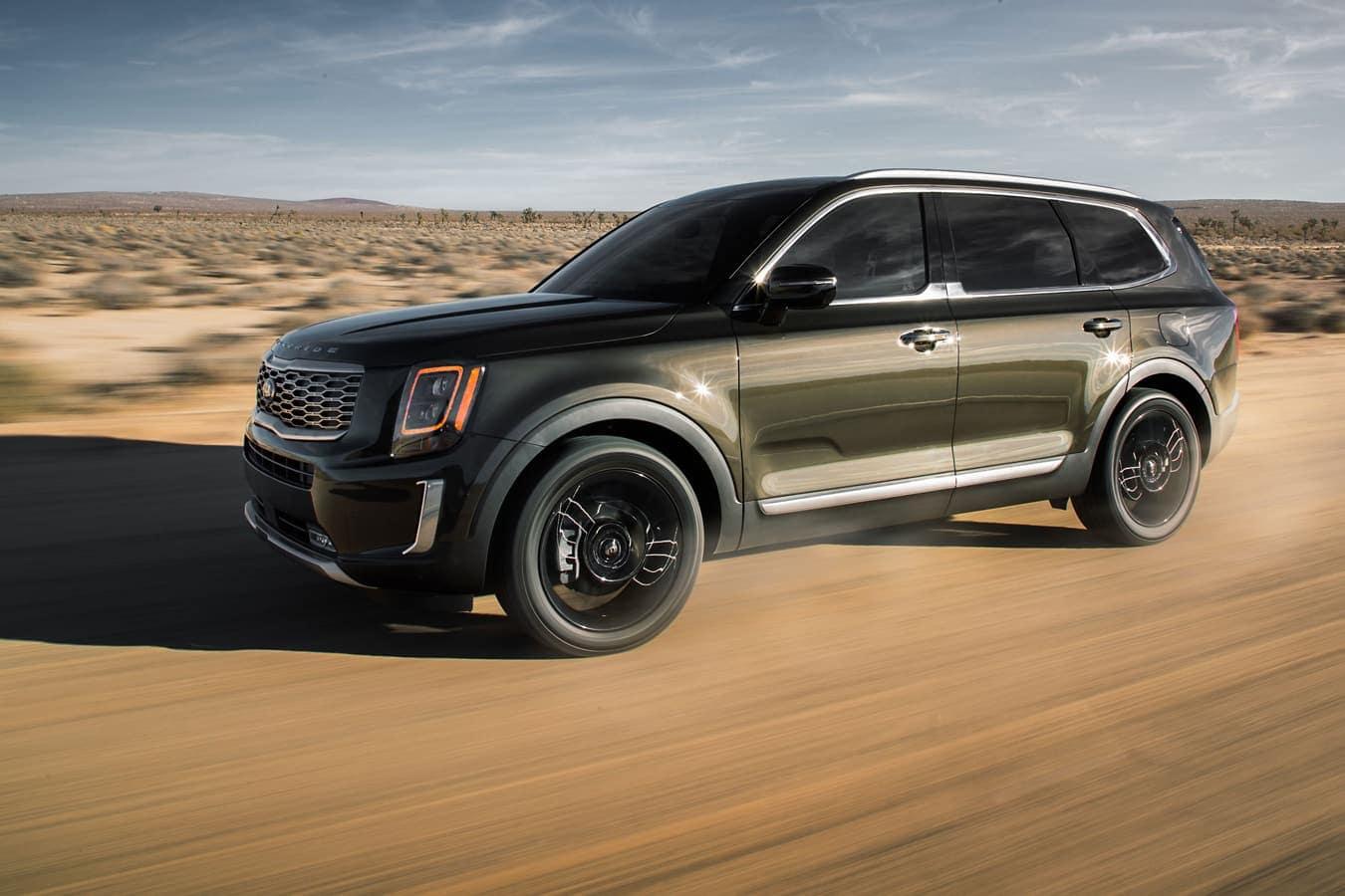 Detroit News - 2020 Kia Telluride MotorTrend's 2020 SUV of the Year