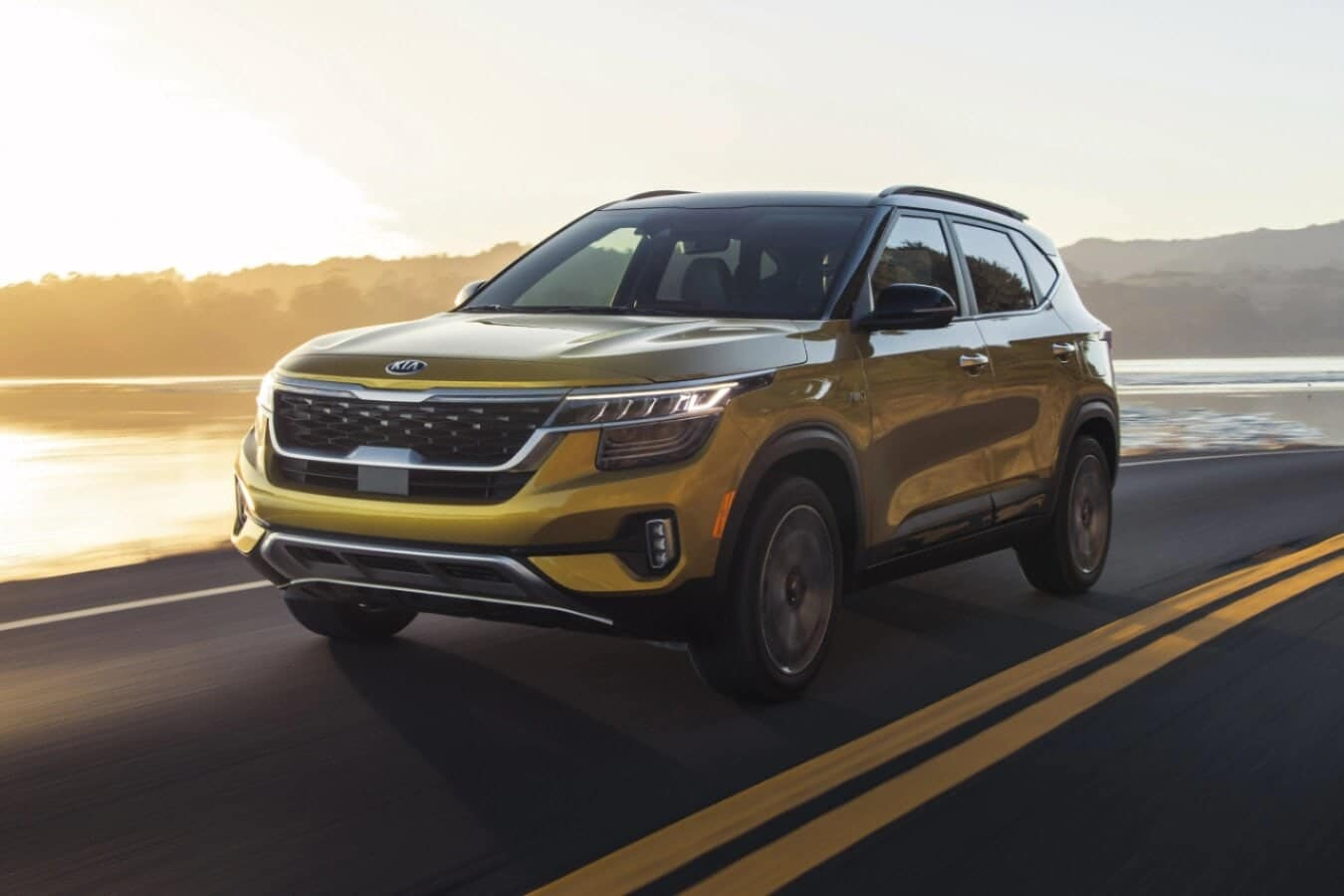 Shop the 2021 Kia Seltos near Detroit MI