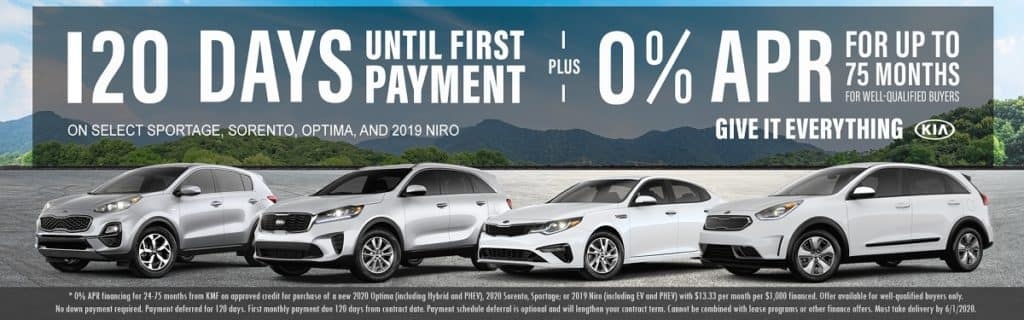 120 days until first payment + 0%APR up to 75 months