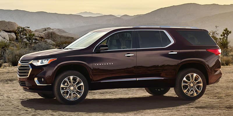 Used Chevrolet Traverse For Sale in Mobile, AL