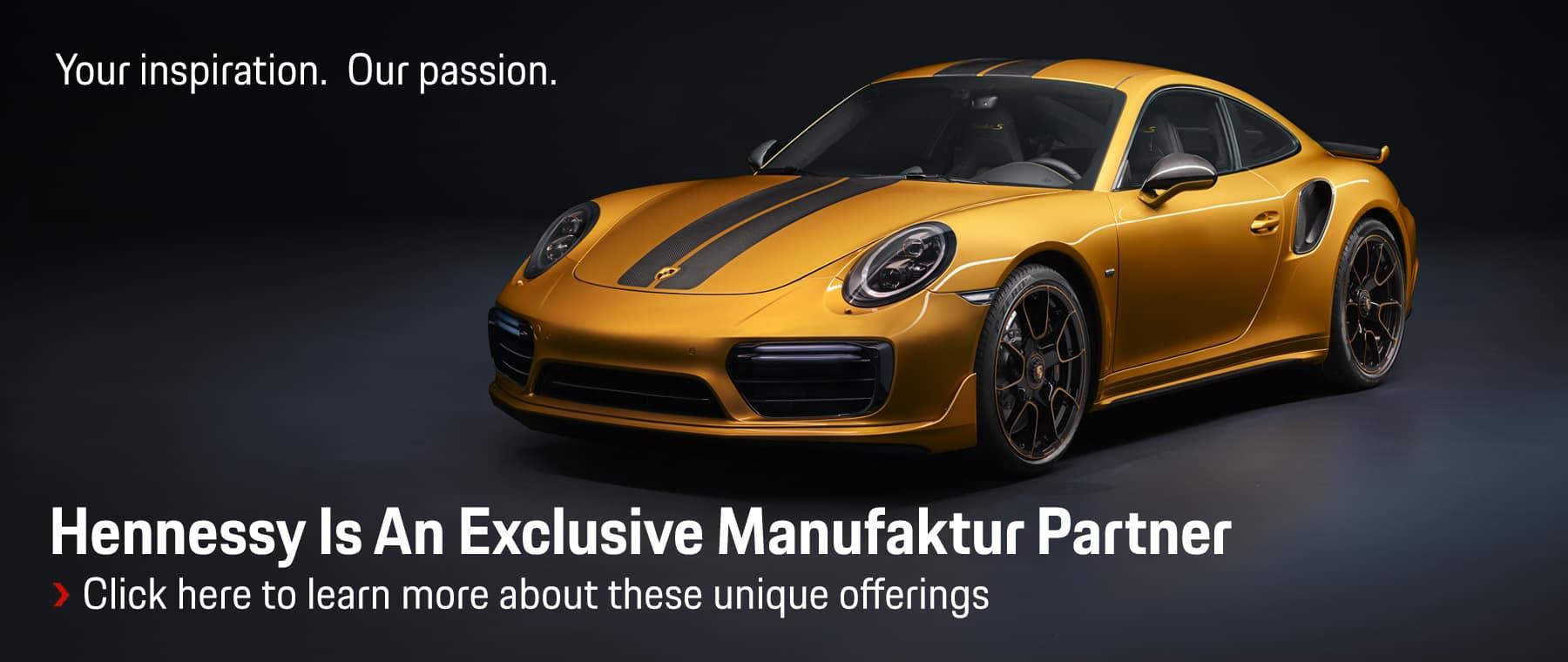 Porsche Dealer in Roswell, GA | Hennessy Porsche North Atlanta