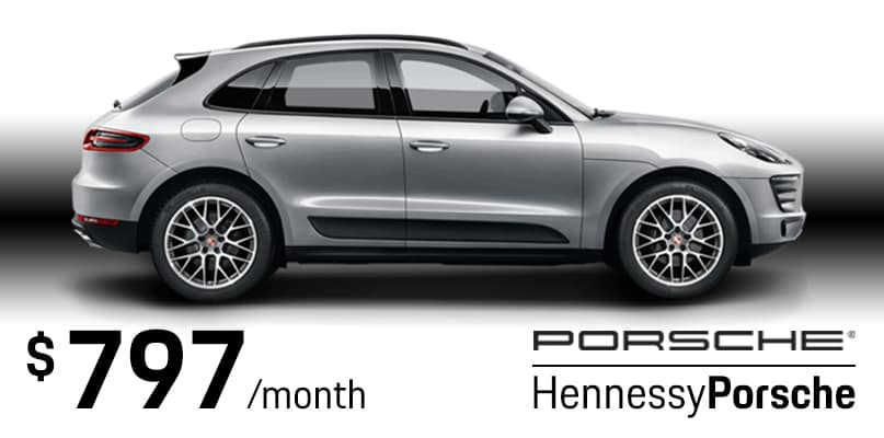 2018 Macan Lease Special
