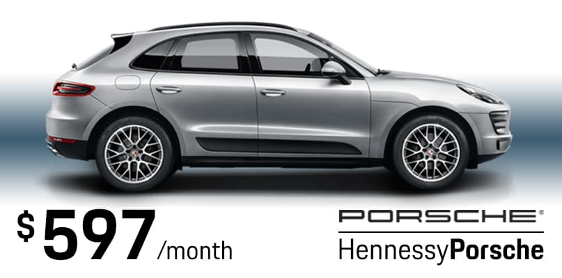 Macan Lease Special