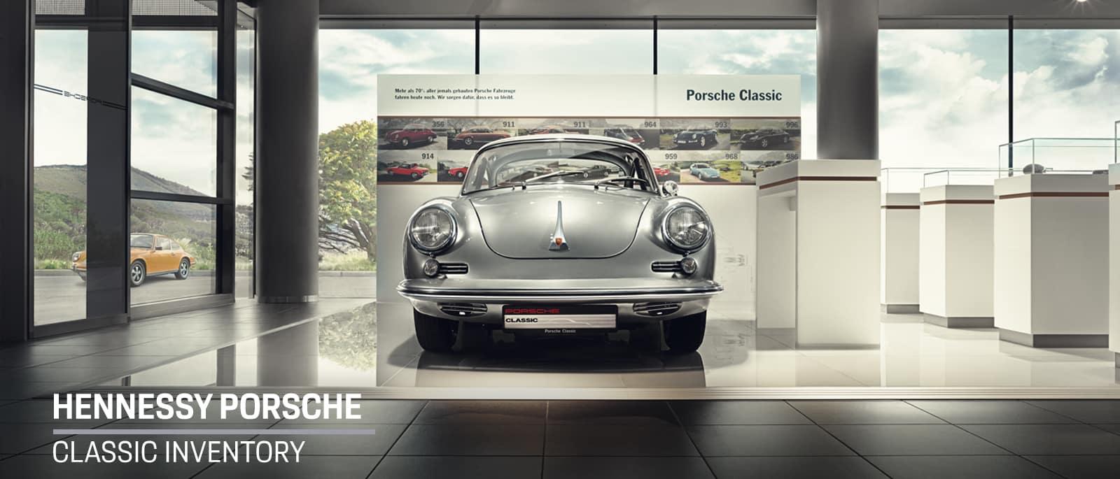 Classic Inventory Hennessy Porsche North Atlanta