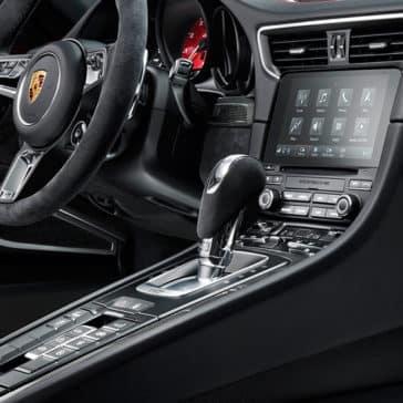 2018 Porsche 911 GTS Interior