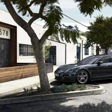 2019 Porsche Panamera Exterior