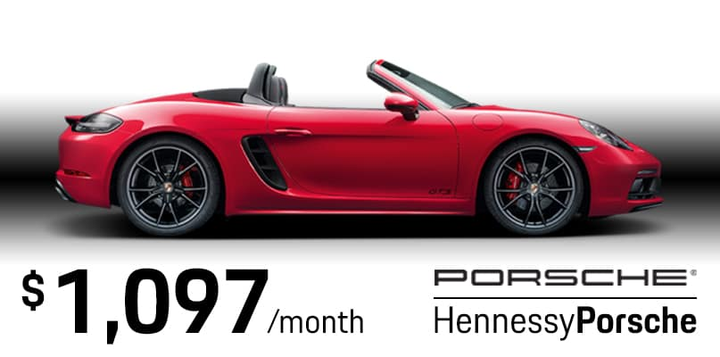2018 718 Boxster GTS Lease Special