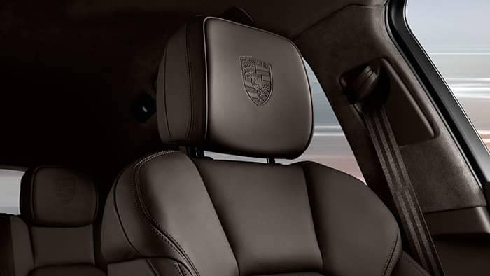2018 Porsche Macan Interior Seating