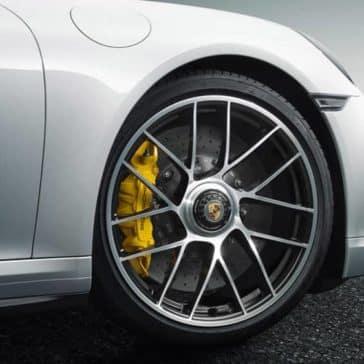 2019 Porsche 911 Wheel