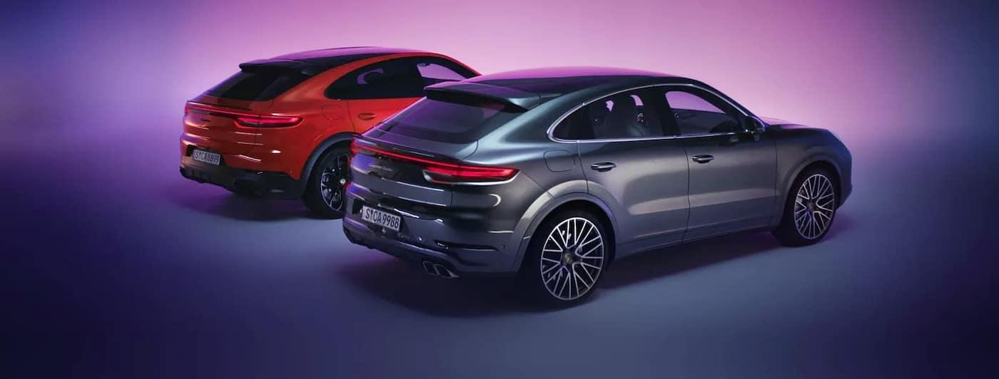 Porsche Cayenne Models