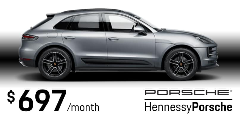 2019 Macan Lease Special