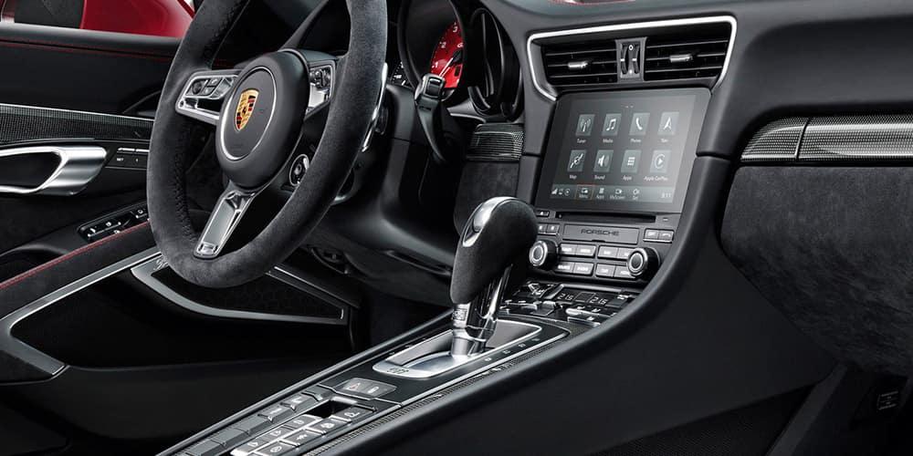 2018 Porsche 911 GTS Interior, Porsche Lease Atlanta