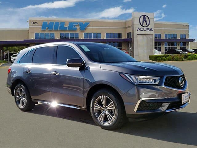 2019 MDX 9 Speed Automatic SH-AWD Featured Lease
