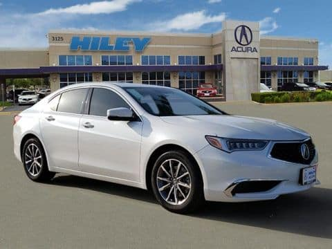 2020 TLX 8 Speed Dual-Clutch Featured Lease